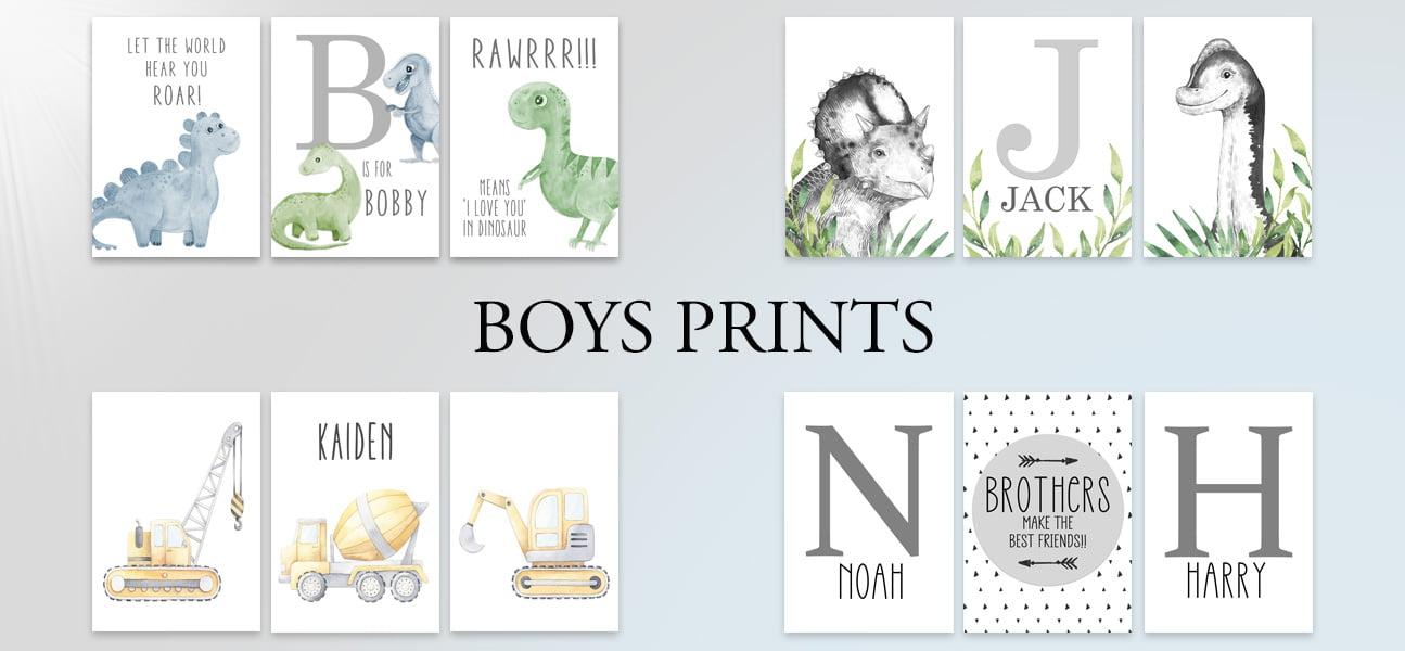 Shop for Boy Prints